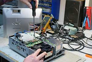 تعمیر پروژکتور سونی