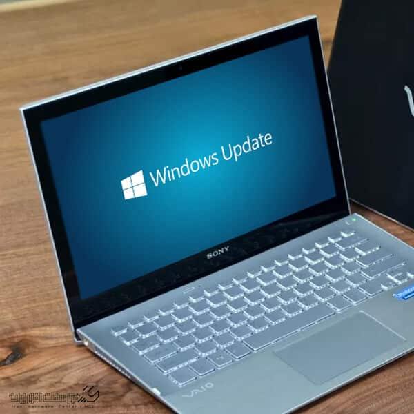 روش های آپدیت کردن ویندوز لپ تاپ سونی