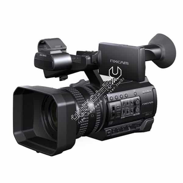 تعمیر تخصصی دوربین فیلمبرداری سونی