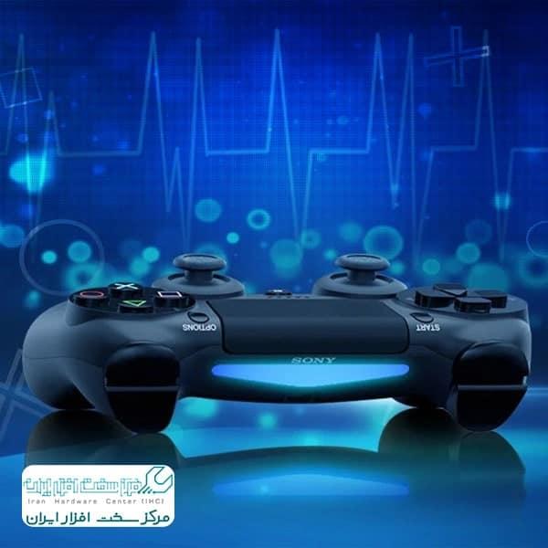 کنترل ضربان قلب در کنترلر پلی استیشن 5
