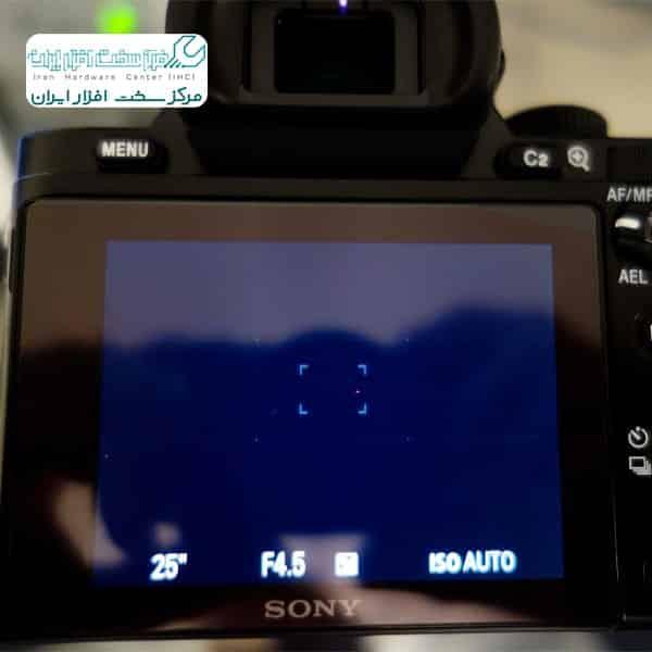 پیکسل سوخته دوربین