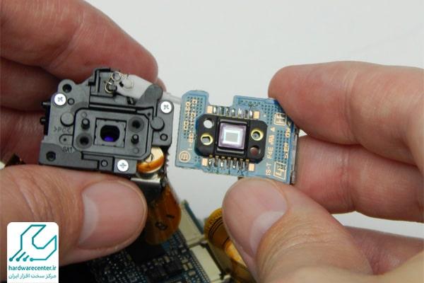 تعمیر ccd دوربین سونی