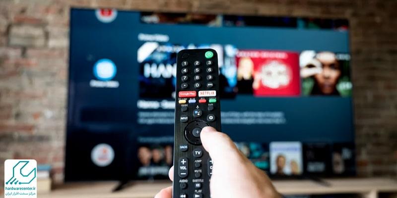 تغییر رزولوشن برای افزایش کیفیت تصویر تلویزیون سون